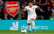 Xác nhận lý do Arsenal để mất Jadon Sancho