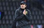 Vô địch cảm xúc, Conte vẫn tôn vinh Juventus