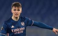 Arsenal đạt được thỏa thuận về Martin Odegaard