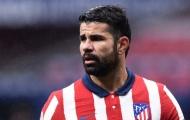 Atletico sắp vô địch, còn Diego Costa đang ở đâu?