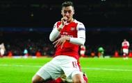 Mesut Ozil thứ hai xuất hiện tại Arsenal