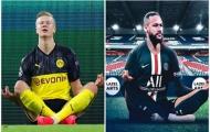 Haaland hay Neymar? Joan Laporta chọn ra mục tiêu 'tối thượng' cho Barca