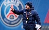 Pochettino: 'Có lẽ cậu ấy sẽ ngồi dự bị'