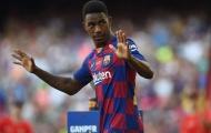 'Cơn lốc đường biên' của Barca từ chối gia nhập Arsenal