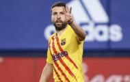 Thua sốc Granada, Jordi Alba lập tức ra 'mệnh lệnh' cho toàn đội Barca