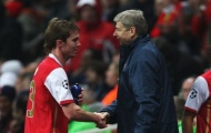 'Wenger tuyệt đối tin tưởng tôi, nhưng tôi quyết định rời Arsenal'