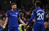Rời Chelsea, Giroud làm đồng đội với Ozil?