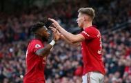 McTominay biến 'đau thương' tại Man Utd thành động lực lớn