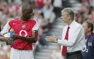 Patrick Vieira: 'Anh ấy sẽ tiếp tục chờ đợi và muốn mua lại Arsenal'