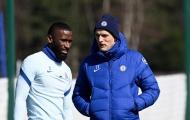 Rudiger giải thích lý do từng muốn rời khỏi Chelsea