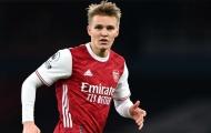 Real Madrid chốt giá bán Odegaard, Arsenal coi như đã có quyết định?