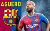 Xác nhận: Barca đón thêm 2 tân binh sau Aguero