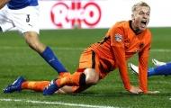 Bỏ lỡ EURO, Van de Beek chính thức lên tiếng