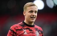 'Van de Beek là cầu thủ mà tôi ước Arsenal có thể chiêu mộ được'