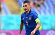 Verratti: 'Bỉ đã đối đầu một đội bóng tuyệt vời'