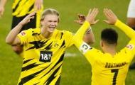 Nhận tiền từ M.U, Dortmund mua người đá cặp với Haaland