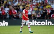 Chuẩn bị rời Arsenal, Guendouzi tiết lộ sự thật về Mesut Ozil