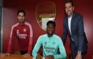 Xác nhận: Gia hạn xong, Arsenal chính thức đôn tài năng sáng giá lên đội một