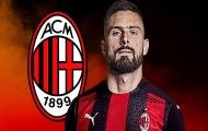 Xác nhận: Giroud gia nhập AC Milan, tiết lộ mức phí chuyển nhượng