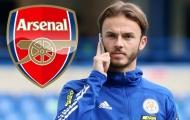 James Maddison và 3 thương vụ gây sốc đang chờ Arsenal thực hiện
