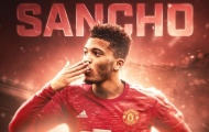 Jadon Sancho không xứng đáng với mức phí Man Utd đã bỏ ra