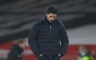 'Gắn bó với Arteta, Arsenal sẽ kết thúc mùa giải ở nửa cuối BXH'
