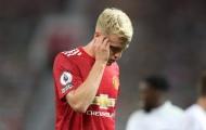 Louis van Gaal lý giải nguyên nhân Van de Beek bị loại khỏi đội tuyển