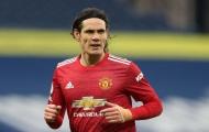 Cavani buồn và thất vọng với quyết định của Man Utd
