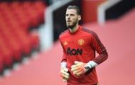 Gạch tên Henderson, De Gea khen 3 thủ môn khác ở Man Utd