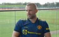 Luke Shaw: 'Đó là dấu hiệu của một cầu thủ đẳng cấp thế giới'
