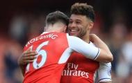Arsenal muốn tái hợp Oxlade-Chamberlain