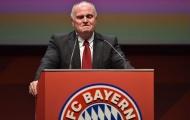 Đôi cánh thiên thần Robbery xuất hiện trong ngày Bayern chia tay chủ tịch