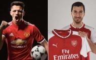 Sanchez - Mkhitaryan và bài học 'đắng nghét' cho MU - Arsenal
