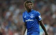 'Quái thú' Ý không thất vọng khi bị Everton thải loại
