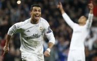 10 ngôi sao có hiệu suất ghi bàn tốt nhất Champions League: Ronaldo tận thứ 6