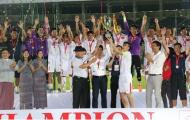 Việt Nam vô địch Aya Bank Cup 2016: Điểm sáng thể lực