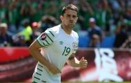 Robbie Brady thật sự phá kỷ lục bàn thắng nhanh nhất EURO?