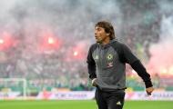 Conte hét tụt quần trong trận ra mắt Chelsea