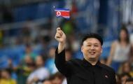 Cổ động viên Olympic gây chú ý vì giống ông Kim Jong Un