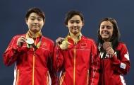 Cô gái 15 tuổi trở thành VĐV trẻ nhất giành HCV Olympic 2016