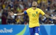 Brazil giành huy chương vàng Olympic: Đây là lịch sử của Neymar!