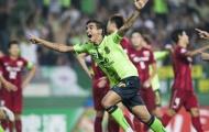 Đội bóng nhà giàu Trung Quốc thua đậm ở AFC Champions League