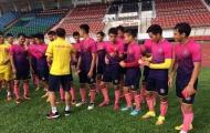 Cầu thủ V-League quên bánh chưng, hội quân mùng 3 Tết
