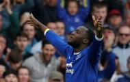 Kéo Leicester về mặt đất, Lukaku chạm đỉnh phong độ ghi bàn