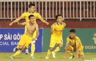 CLB TP.HCM hoà đáng tiếc trong ngày Chủ tịch Lê Công Vinh được fan xứ Nghệ tôn vinh