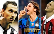 10 danh thủ từng khoác áo cả Milan, Inter và Juventus