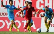 """Đấu sớm vòng 18 V-League 2017: Hà Nội và Sanna Khánh Hòa rủ nhau """"ngã ngựa"""""""