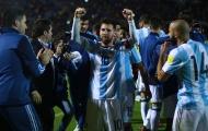 Báo Argentina đổi giọng, gọi Messi là 'thánh'