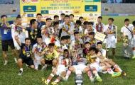 CLB Hà Nội - xứng danh số 1 về đào tạo trẻ