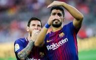 Suarez về quê Messi đón Giáng sinh